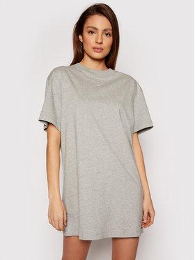 Nike Nike Kleid für den Alltag Essential CJ2242 Grau Loose Fit