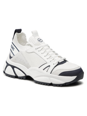 Michael Kors Michael Kors Sneakers Lucas 42S1LUFS2D Alb