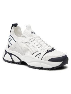 Michael Kors Michael Kors Sneakers Lucas 42S1LUFS2D Bianco