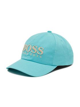 Boss Boss Czapka z daszkiem Fedo-4 50446975 Niebieski