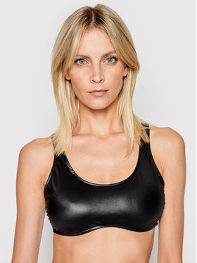 Calvin Klein Swimwear Calvin Klein Swimwear Góra od bikini Core Essentials KW0KW01249 Czarny