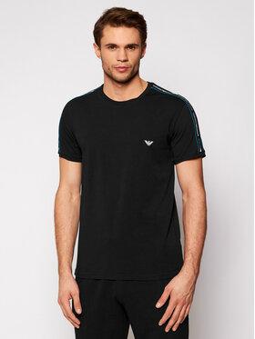 Emporio Armani Underwear Emporio Armani Underwear Tricou 111890 1P717 00020 Negru Slim Fit