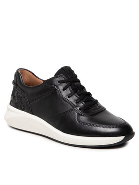 Clarks Clarks Sneakersy Un Rio Sprint 261626914 Czarny