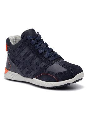 Geox Geox Sneakersy J Snake.2 B. B J94ABB 022CL C4002 S Tmavomodrá