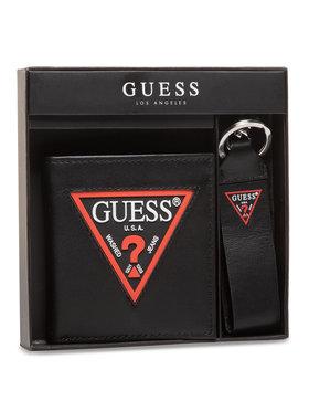 Guess Guess Подаръчен комплект GIF049 LEA22 Черен