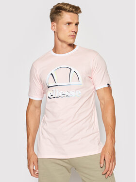 Ellesse Ellesse T-shirt Aggis Tee SHJ11924 Rose Regular Fit