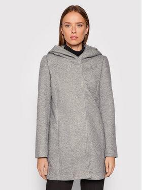 Vero Moda Vero Moda Palton Dona 10202688 Gri Regular Fit