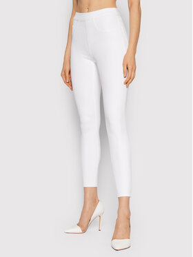 SPANX SPANX Jegginsy Jean-ish® 20018R Biały Slim Fit