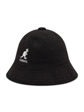 Kangol Kangol Cappello Bucket Big Logo Casual K3407 Nero