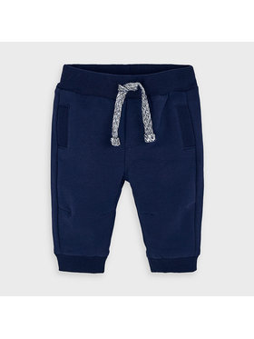 Mayoral Mayoral Pantalon jogging 719 Bleu marine Regular Fit