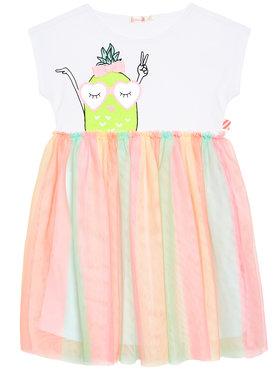 Billieblush Billieblush Sukienka codzienna U12632 Kolorowy Regular Fit