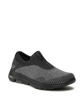 Skechers Skechers Обувки Merritt 55504/BKCC Сив