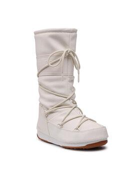 Moon Boot Moon Boot Μπότες Χιονιού High Rubber Wp 24010200003 Μπεζ