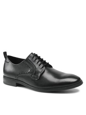 Clarks Clarks Chaussures basses Stanford Lace 261612557 Noir