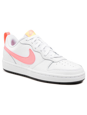 Nike Nike Batai Court Borough Low 2 (Gs) BQ5448 108 Balta