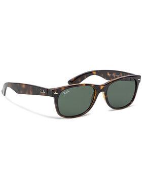 Ray-Ban Ray-Ban Okulary przeciwsłoneczne New Wayfarer 0RB2132 902L Brązowy