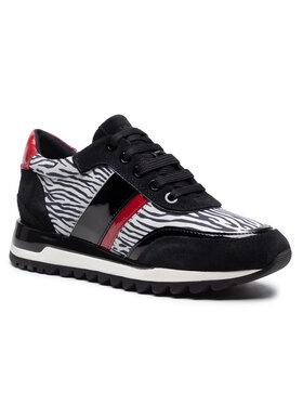 Geox Geox Sneakers D Tabelya B D04AQB 0PZ22 C0127 Nero
