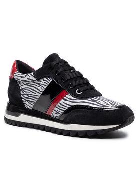 Geox Geox Sneakersy D Tabelya B D04AQB 0PZ22 C0127 Černá
