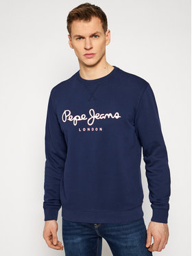 Pepe Jeans Pepe Jeans Felpa George 2 PM582008 Blu scuro Regular Fit