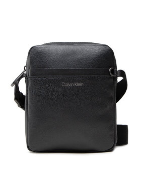 Calvin Klein Calvin Klein Saszetka Warmth Reporter S K50K507318 Czarny