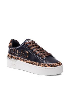 Liu Jo Liu Jo Sneakers Silvia 22 BF1083 EX117 Nero