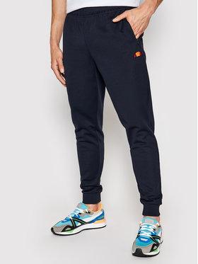 Ellesse Ellesse Spodnie dresowe Bertoni SHI04351 Granatowy Slim Fit