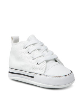 Converse Converse Sneakers First Star 88877 Alb