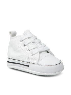 Converse Converse Sneakersy First Star 88877 Bílá