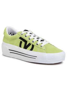 Vans Vans Tenisówki Sid Ni VN0A4BNFVXS1 Zielony