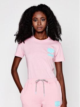 Chiara Ferragni Chiara Ferragni T-shirt CFT057 Rose Regular Fit