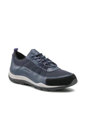 Geox Geox Sneakersy D Kander A D020LA 01454 C4002 Tmavomodrá