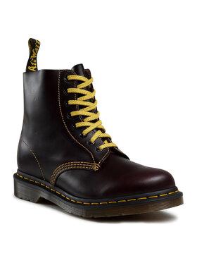 Dr. Martens Dr. Martens Chaussures Rangers 1460 Pascal 26243601 Marron