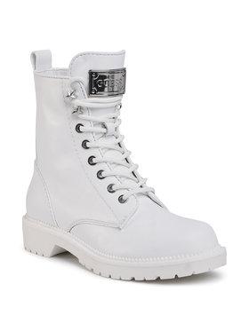Guess Guess Outdoorová obuv Talisi2 FL7TS2 LEA10 Biela