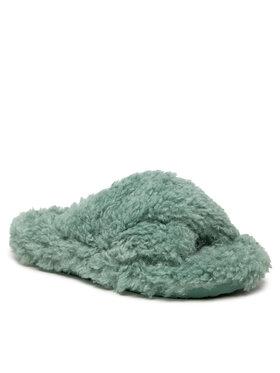 Steve Madden Steve Madden Пантофи Pillow SM11001607-04006-252 Зелен