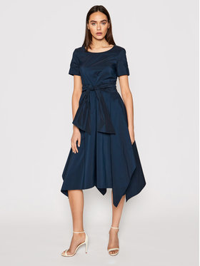 Weekend Max Mara Weekend Max Mara Rochie de zi Mia 52212411 Bleumarin Regular Fit