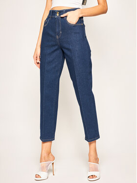 Versace Jeans Couture Versace Jeans Couture Дънки тип Slim Fit A1HVA0TI Син Slim Fit