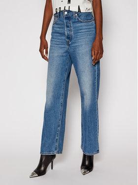 Levi's® Levi's® Straight Leg džíny Ankle LEVIS-72693-0056 Tmavomodrá Regular Fit