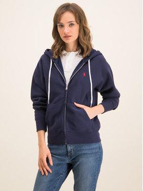 Polo Ralph Lauren Polo Ralph Lauren Bluză Seasonal 211794396 Bleumarin Regular Fit