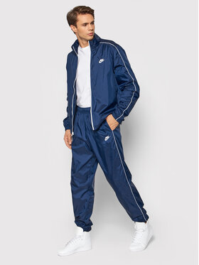 Nike Nike Dres Sportswear BV3030 Granatowy Loose Fit