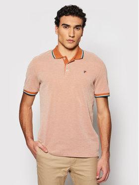 Jack&Jones PREMIUM Jack&Jones PREMIUM Polo marškinėliai Bluwin 12169064 Oranžinė Regular Fit