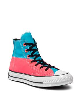 Converse Converse Sneakers aus Stoff Chuck 70 Hi Racer 164087C Rosa