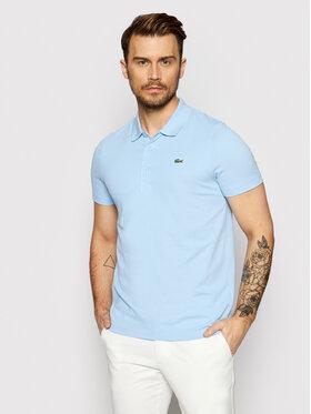 Lacoste Lacoste Polohemd DH2881 Blau Regular Fit
