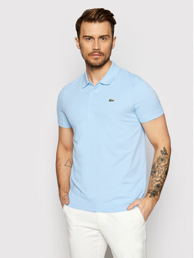 Lacoste Lacoste Tricou polo DH2881 Albastru Regular Fit