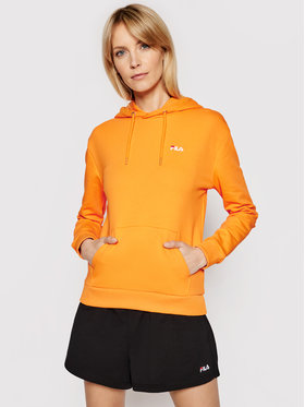 Fila Fila Džemperis Ebba Hoody 688052 Oranžinė Regular Fit