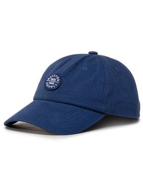 Brixton Brixton Kepurė su snapeliu Oath Lp Cap 10486 Mėlyna