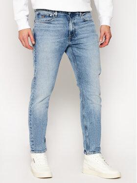 Calvin Klein Jeans Calvin Klein Jeans Slim fit džínsy J30J315998 Modrá Taper Fit