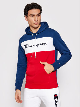 Champion Champion Džemperis 216196 Tamsiai mėlyna Comfort Fit