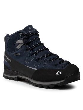 Bergson Bergson Chaussures de trekking Tahat Mid Stx Bleu marine