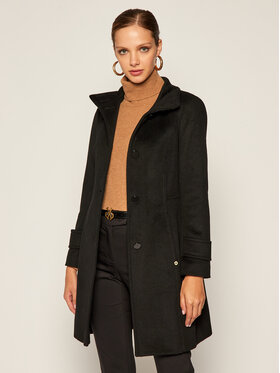 Pennyblack Pennyblack Prechodný kabát Cloruro 20140420 Čierna Regular Fit