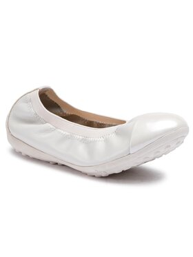 Geox Geox Ballerinas J Piuma Bal A J92B0A 04402 C1000 S Weiß